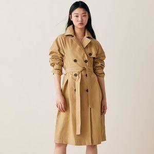 NWT Zara Size M Trenchcoat